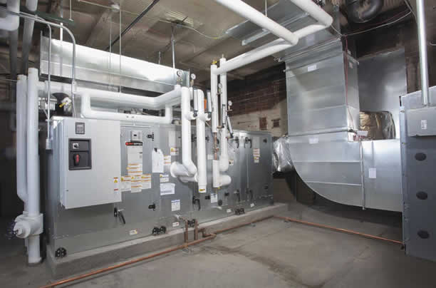 HVAC Industrial Retrofit Fabrication miami