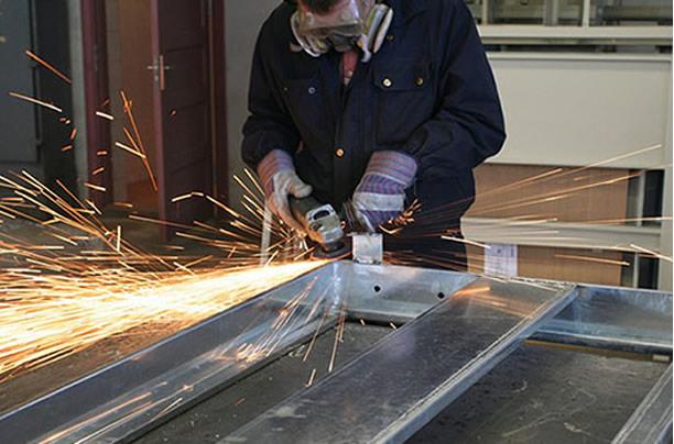 HVAC Industrial Fabrication