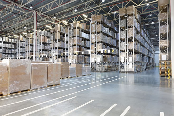 industrial warehouses airconditioning services